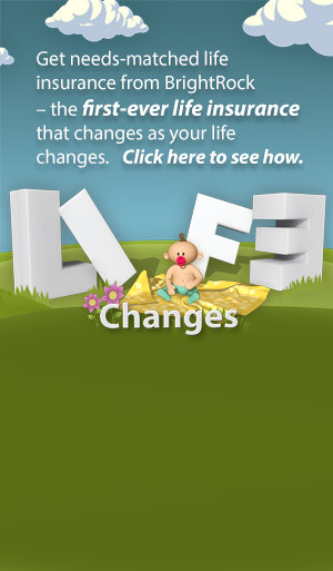 Life changes baby