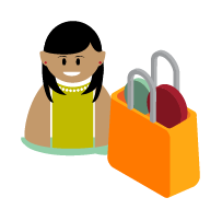 personshoppingbag